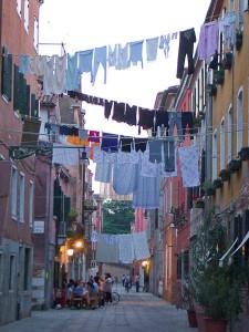 Venice Clotheslines