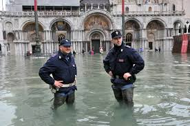 Polizia Venizia, Police in Venice